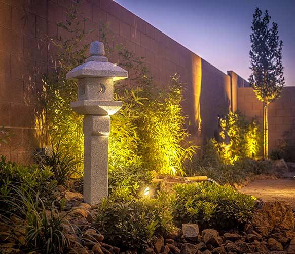 Las Vegas Japanese Landscape Design services