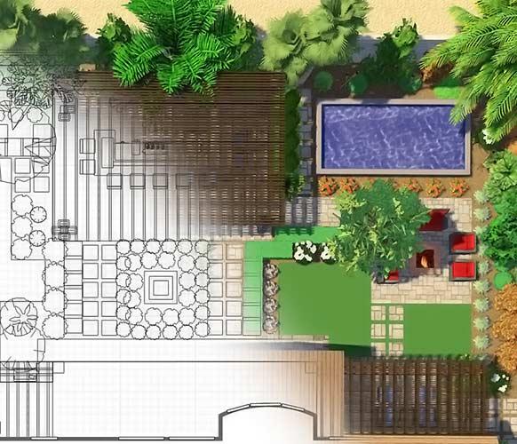 Landscape Design Services in Las Vegas Nevada