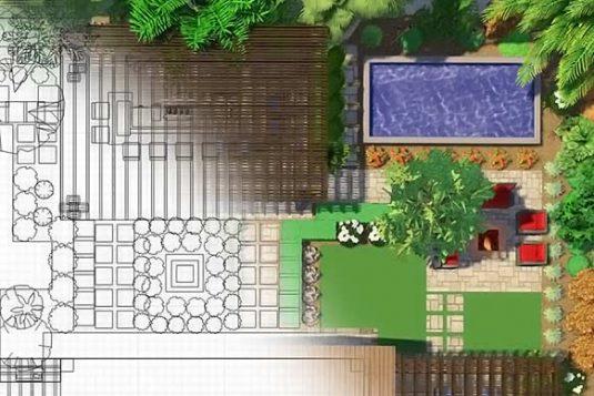 3d Landscape Design Services in Las Vegas Nevada